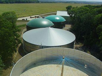 RTEmagicC biogas facility - UK.TIF