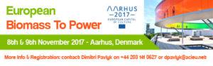European Biomass to Power @ Aarhus, Denmark