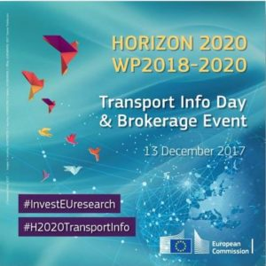 Horizon 2020 Transport Info Day @ European Commission's Charlemagne Building