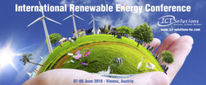 International Renewable Energy Forum 2018 @ Vienna, Austria