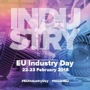 European Industry Day 2018 on 22-23 February 2018